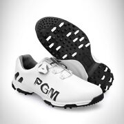 2019 Pgm Golf Shoes Summer Anti-skid Breathable Sneakers For Men Super