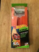 Hotwheels Hot Wheels Track Builder Straight Track 18 Tracks And Joiners Sealed