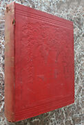1861-1863 Civil War Relic Abraham Lincoln Political Cartoons Bound Issues