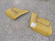 International 154 Low Boy Lb Tractor Ih Pair Matched Set Of Fenders