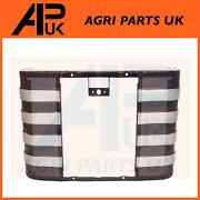 14 Front Grille Grill Without Light Lamp Holes For Massey Ferguson 135 Tractor