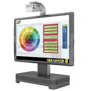Promethean Activboard 178 78-inch Interactive Whiteboard With Projector And Stand
