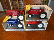 Scale Models 1990-1993 National Farm Toy Show Tractors 116 Scale 3 Nib 1 Use