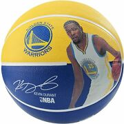 Golden State Player Basketball Indoor Outdoor Official Size29.5 Spalding Nba