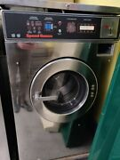 Hc18mx 18 Lb. Speed Queen Commercial Washer 220v 3 Ph Reconditioned