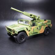 Floz Dongfeng Mengshi Armored Car With Type 82 Mortar 1/18 Diecast Model Tank