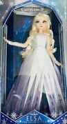 Elsa The Snow Queen Disney Frozen Ii 2 Doll Limited Edition 1/8500 Sold Out