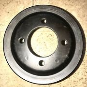 Ford Mercury Mustang Crankshaft Pulley D20e-6312-aa 3 Sheave 351 4 Barrel