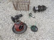 Allis Chalmers Wd 45 Wd45 Tractor Matched Set Of Transmission Drive Gears Shafts