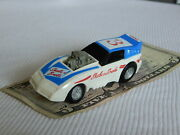 Tonka Race Car, Shake And Bake 3 Vintage Plastic Toy Vehicle, Made In Thailand