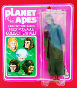 Mego Planet Of Apes Zira 8 Inch Fully Poseable Action Figure 1967