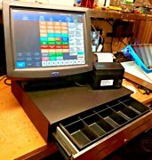 Restaurant Point Of Sale System - Rpower Pos Hardware Software And Support
