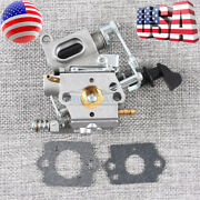 New Carburetor Carb And Gasket For Husqvarna T435 Chainsaw 578936901 522007601