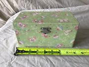 Vintage Pottery Barn Kids Musical Jewerly Box,good Condition,works,used
