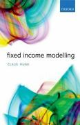 Fixed Income Modelling By Munk Claus