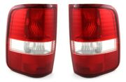 For 2004 2005 2006 2007 2008 Ford F150 Pick Up Tail Lights Pair Set