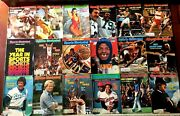 1978 Sports Illustrated Magazines Complete Set Of 51 Issues