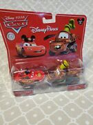 Disney Parks Cars Lightning Mcqueen And Mater