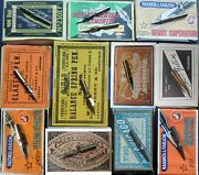 May 5th-15 Off Collection Of Most Sold Pen Nibs E.g. Perry Tremplin Gillott