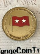 Mg Lloyd Austin 10th Mountain Division Commanding General Cg Challenge Coin