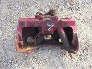 Farmall B Early Tractor Ih Frontend Main Complete Steering Bolster Housing