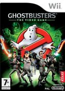 Ghostbusters Wii Nintendo - The Video Game - Mint - Super Fast And Quick Delivery