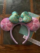 Disney Minnie Mouse Main Attraction Ear Headband Its A Small World Confirmed