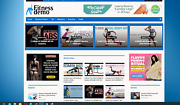 Womens Fitness/ Affiliate Product Website100 Automated Premium Designed