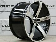 20 Bmf Blade Alloy Wheels Fit Fit Toyota Lexus Is250 Is300 Gs Supra 5x114 Only