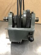 """12"""" Atlas Craftsman Metal Lathe Headstock Assembly Commercial 101"""