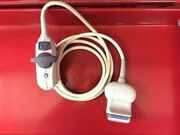 Ge Rsp6-16-d Ultrasound Real-time 4d Probe Tested And Certified