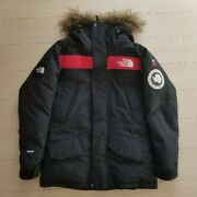 Used The Antarctica Parka Nd91501 Menand039s Size M Summit Series