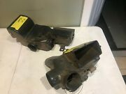 67-72 Chevy Blazer K5 Heater A/c Duct Vent Lot Of 2 Used Full Size Suv Chevrolet