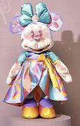 Disney Minnie Mouse Main Attraction April 2020 Its A Small World Plush