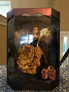 Disney Limited Edition Doll Midnight Masquerade Belle - New In Box - See Details