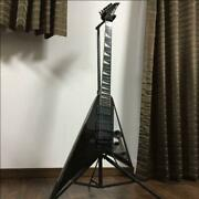 Jackson Stars Deformation V Electric Guitar With Stand Soft Case
