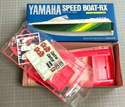 Ls Yamaha Speed Boat-rx Toy Plastic Kit Boat Without Outboard Motor From Japan