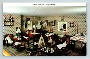 A7 Postcard Lanier State Memorial Madison Indiana Dept Conservation 339a