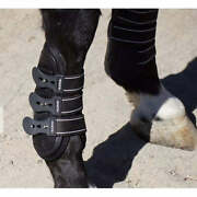 Majyk Equipe Boyd Martin All Leather Tendon Boot With Removable Impact Liner