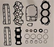 Power Head Gasket Kit For Yamaha Outboard 30 Hp 30elg 30mshs P/n 6j8-w0001-00