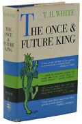 The Once And Future King T. H. White First Edition 1st Printing 1958 Th