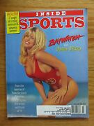 Swimsuit Issue Donna D'errico Inside Sports March 1997 Magazine Baywatch