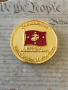32nd Commandant Of Marine Corps Cmc General James Jones Executive Challenge Coin