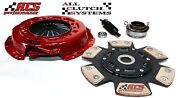 Acs Stage 3 Performance Clutch Kit 1984-1988 Toyota 4runner Pickup 2.4l 22r 22re