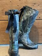 Womenand039s Rain Snow Boots Wellies Breathable Muck Working Hunting Tall Boots Bows