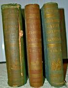 1856 Set 3 Commodore Perry Japan China Expedition