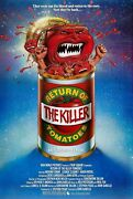 232886 Return Of The Killer Tomatoes 1988 Movie Wall Print Poster Us