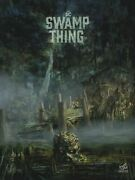 238869 Swamp Thing Dc Universe Movie Wall Print Poster Us