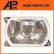 Lh Headlight Headlamp For Ford New Holland Td90d Td90dp Td95 Td95d Plus Tractor