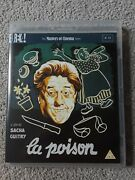 La Poison Masters Of Cinema Uk Blu-ray Region B Oop Will Not Play In Us Players